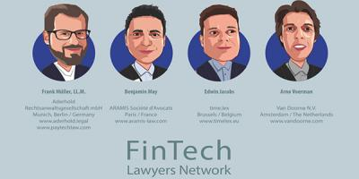 FinTech Lawyers Network | time.lex